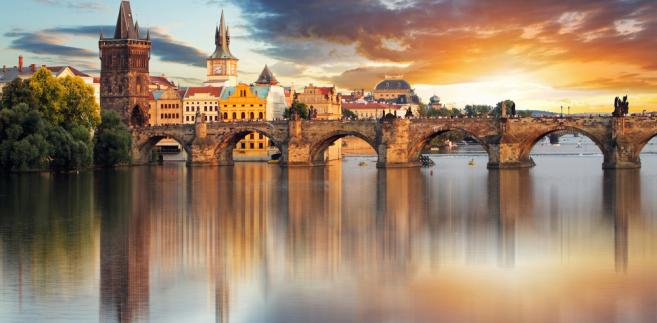 Most Karola, Praga, Czechy