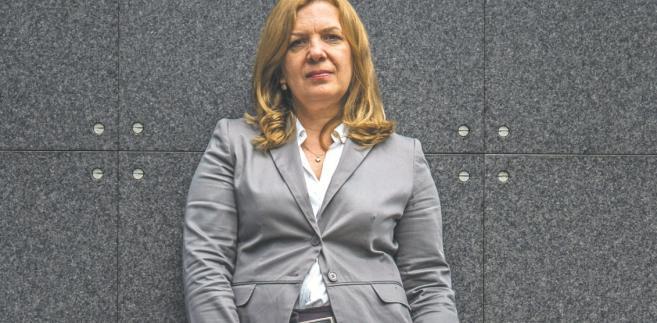 Elżbieta Jakubiak, fot. Maksymilian Rigamonti