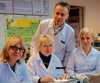 1. miejsce – dr Tomasz Gosiewski, prof. Małgorzata Bulanda, dr Agata Pietrzyk, dr Monika Brzychczy-Włoch