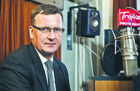 Dariusz Kacprzyk, prezes Banku Gospodarstwa Krajowego