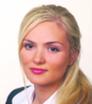 Ewelina Pietrzak-Wojnicz aplikant adwokacki w kancelarii Sadkowski i Wspólnicy