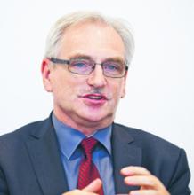 Marek Olszewski wójt Lubicza, przewodniczący Związku Gmin Wiejskich RP