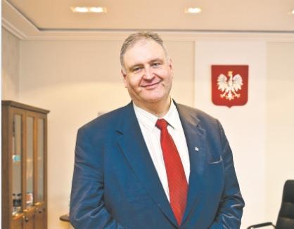 Bogdan Święczkowski / fot. Wojtek Górski