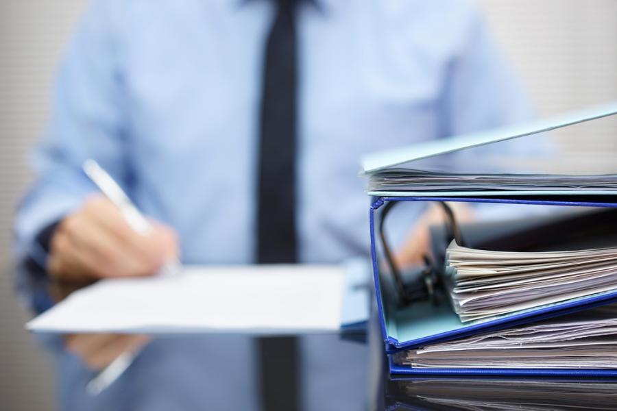 podatki dokumenty urzędnik