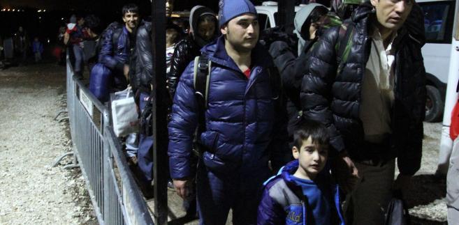 Kryzys migracyjny: Węgry zamykają przejścia graniczne z Chorwacją