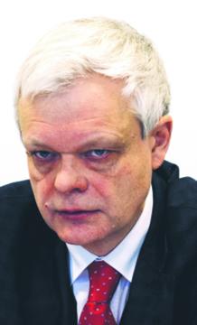 Piotr Gryza, wiceminister zdrowia