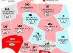 Samorząd: Wały jak sito, 268 obszarów w niebezpieczeństwie