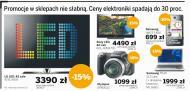 Ceny elektroniki dołują. Sprzedaż spada