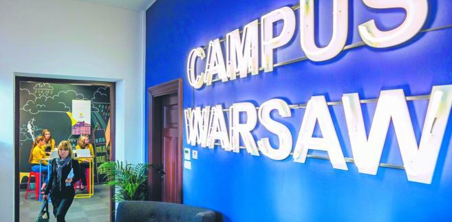 Prowadzony przez Google'a Campus Warsaw ma inspirować startupowców z całego regionu