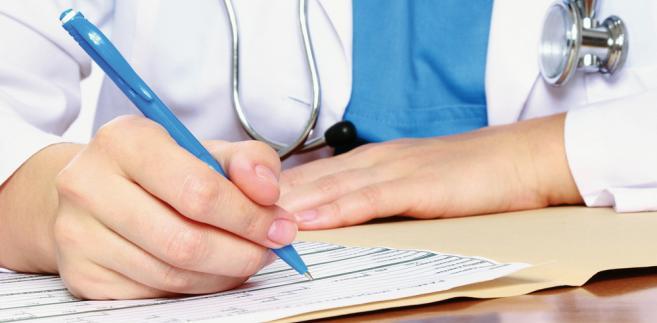 lekarz, badanie, medycyna