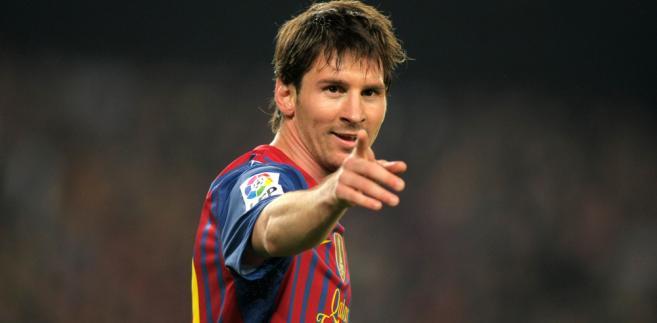 Lionel Messi (Argentyna, piłka nożna) - 81,4