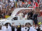 ŚDM: Papież apeluje o mądrość i odpowiedzialność w kwestii uchodźców