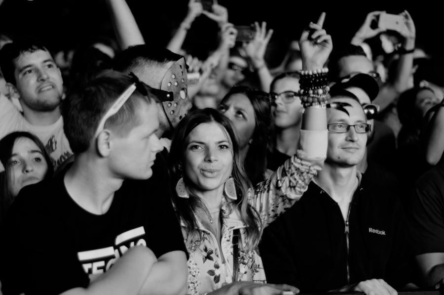 Publika / fot. Maciek Suchorabski