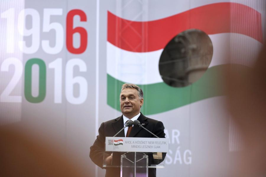 Orban rocznica Węgry