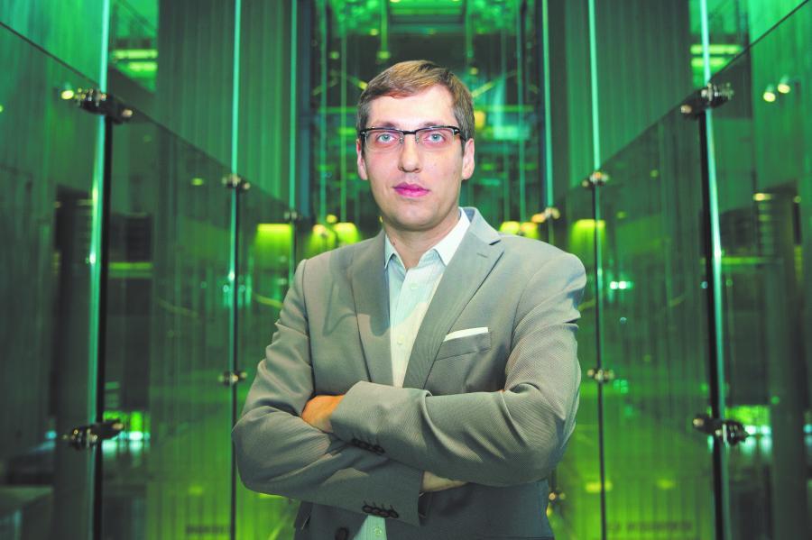 Jarosław Kasiński / fot. Wojtek Górski