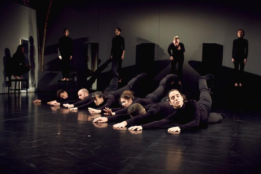 Island Teatr Pieśń Kozła