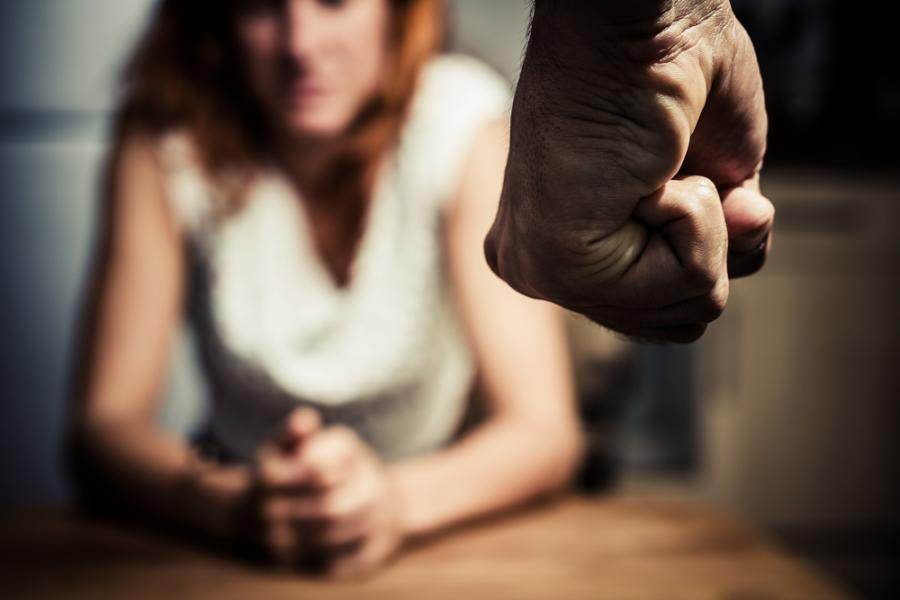 przemoc kobieta