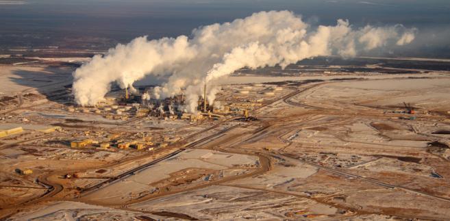 Alberta piaski bitumiczne