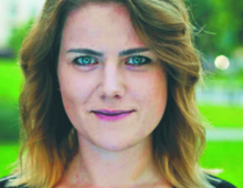 Joanna Gutral psycholog, psychoterapeuta, wykładowca uniwersytetu SWPS