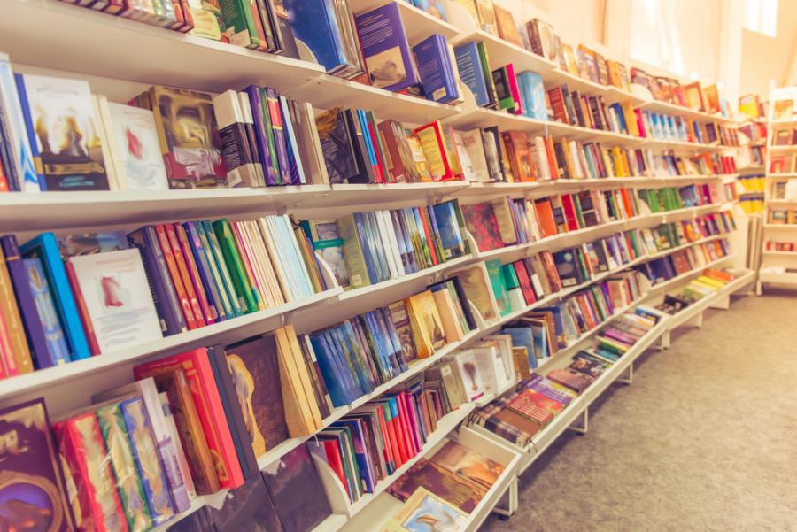 księgarnia, książki