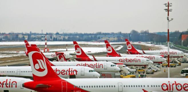 Samoloty linii Air Berlin