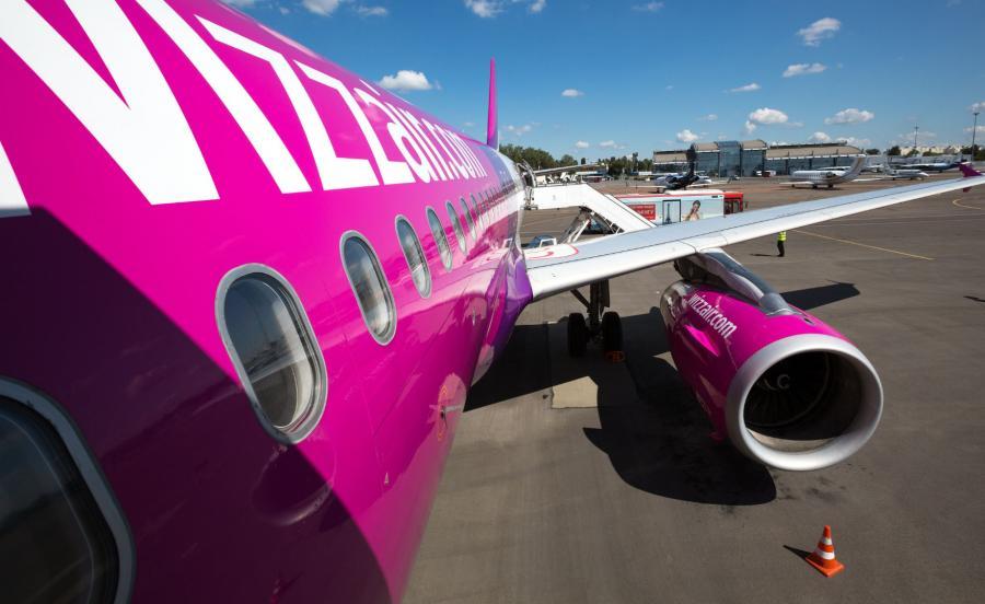 Samolot WizzAir
