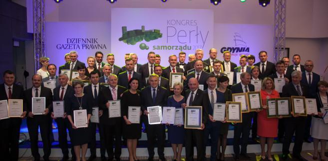 Kongres Perły Samorządu 2017. Fot. Ireneusz Rek
