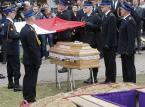 Białystok: Pochowano pierwszego ze strażaków, który zginął w akcji gaśniczej