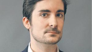 Samuel Carcanague, ekspert ds. Rosji iAzji Centralnej zInstytutu Stosunków Międzynarodowych iStrategicznych wParyżu