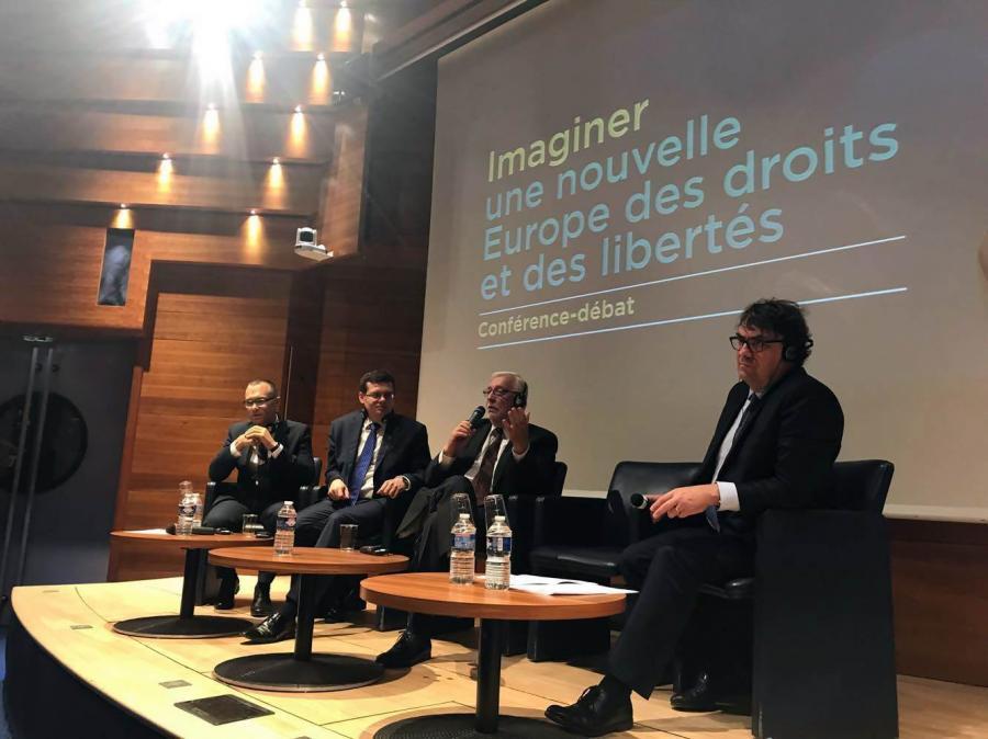 Debata na temat kryzysu praworządności w Polsce