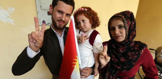 Kurdowie żyją na terenie Iraku, Syrii i Turcji