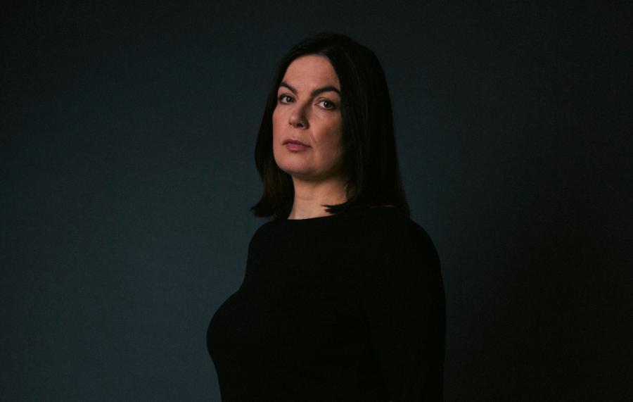 Ewa Winnicka, fot. Maksymilian Rigamonti