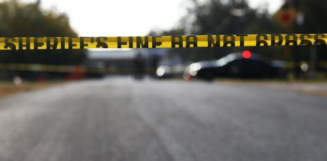 Miejsce zeszłorocznej strzelaniny w Teksasie