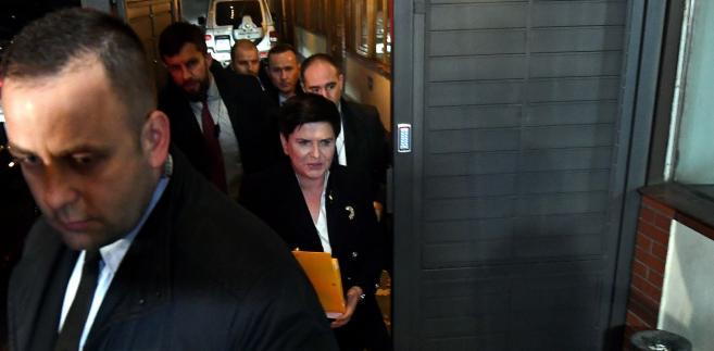 Wicepremier Beata Szydło odwiedzi woj. lubelskie
