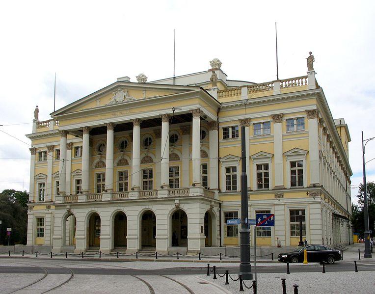 Opera Wrocławska, fot. Adam Dziura / Wikimedia Commons, lic. cc-by-sa