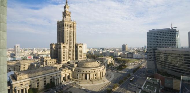 Gliński przyznał, że są pomysły, żeby na 100-lecie odzyskania przez Polskę niepodległości zburzyć Pałac Kultury i Nauki.