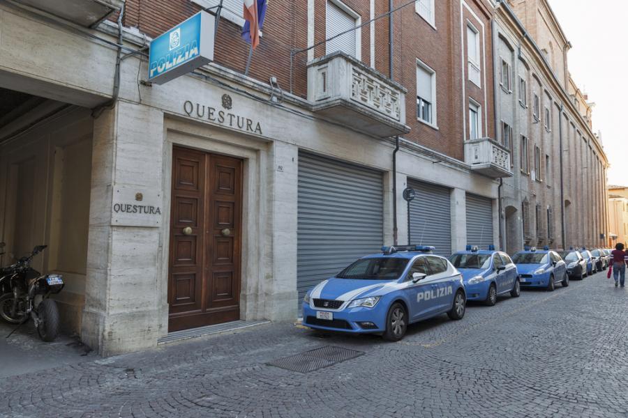Rimini policja