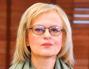 Ewa Bartnik profesor nauk biologicznych, genetyk z Instytutu Genetyki i Biotechnologii Wydziału Biologii UW i Instytutu Biochemii i Biofizyki PAN, członkini Międzynarodowego Komitetu Bioetyki UNESCO