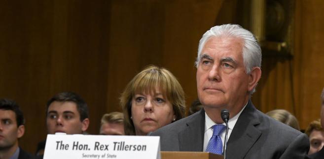 Rex Tillerson