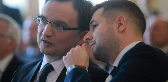 Patryk Jaki twierdzi, że Polska spłaciła już swoje długi