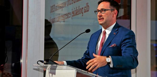 Daniel Obajtek nowy szef PKN Orlen