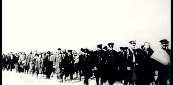 Polacy, wojna, NKWD