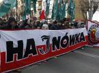 200 osób na Marszu Pamięci Żołnierzy Wyklętych w Hajnówce