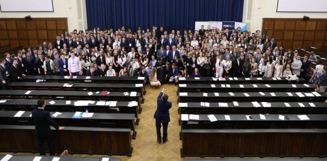 Parlament Dzieci i Młodzieży 2018 na UW