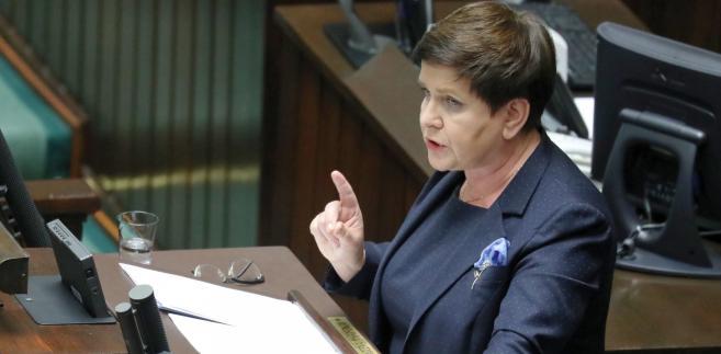 """Wicepremier była pytana w Polsat News, kiedy w życie mogą wejść przepisy ws. tzw. """"matczynej emerytury."""""""