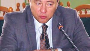 Serhij Korsunski, dyplomata, dyrektor Akademii Dyplomatycznej przy MSZ Ukrainy