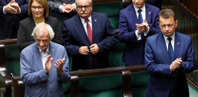 Na początku lipca Sejm podjął uchwałę w sprawie powołania komisji śledczej ds. VAT