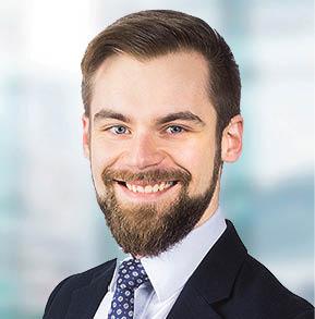 Damian Klimas prawnik, in-house w Wolves Summit