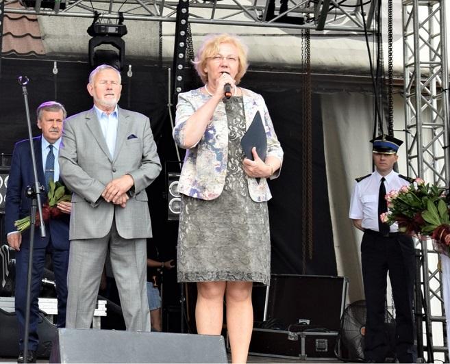 Festyn z okazji obchodów 60-lecia ZSM