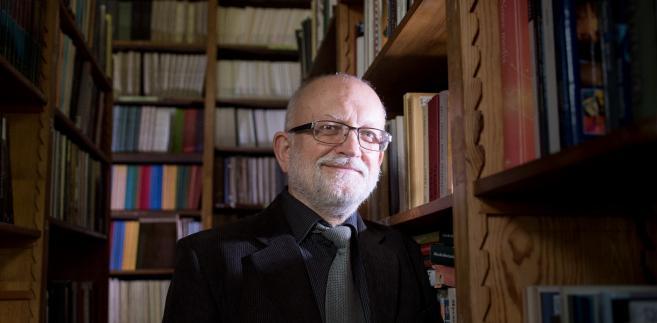 Grzegorz Leszczyński Fot. Marcin Łobaczewski